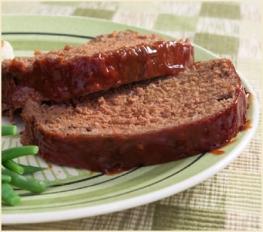 Horseradish Meatloaf
