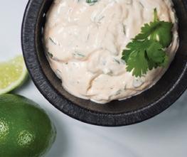 Spicy Cilantro Horseradish Mayo