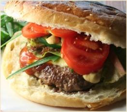 Sassy Hamburgers