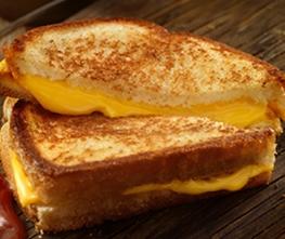 Thrilled Cheese Sandwich