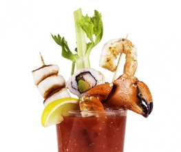 The Sea Captain Bloody Mary