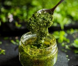 Horseradish Pesto