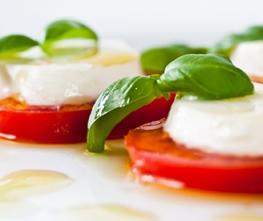 Sassy Caprese Salad